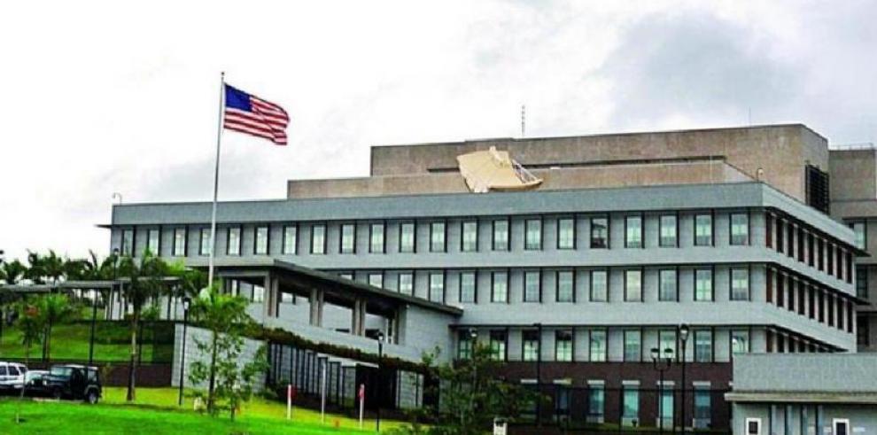 La Embajada de EEUU cerrará el 5 de diciembre por duelo del expresidente Bush