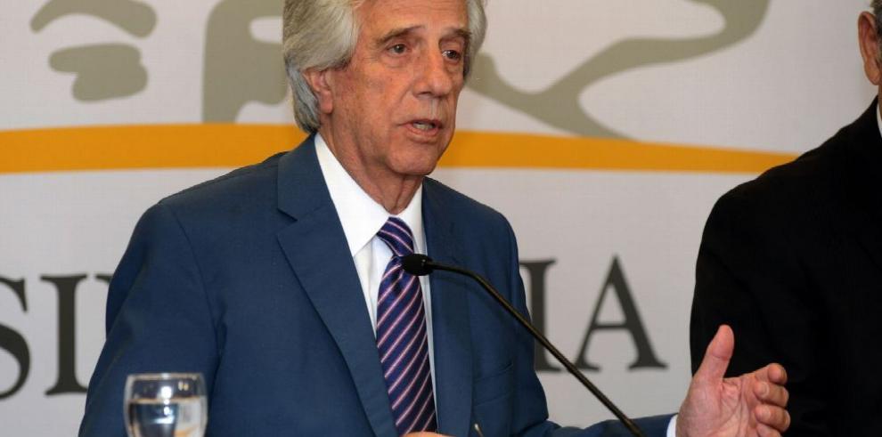 Uruguay brinda apoyo a Perú en su lucha contra la corrupción