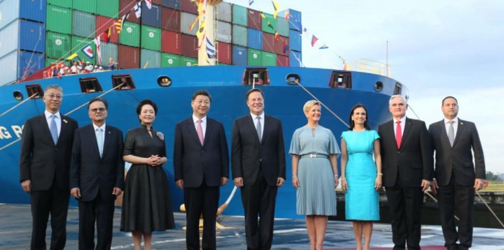 Panamá reafirma su compromiso con la Franja y la Ruta