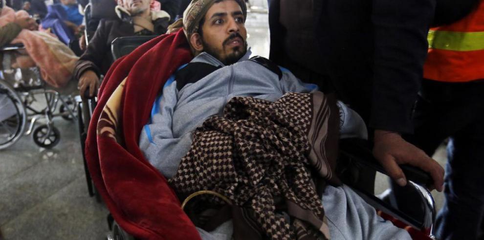 Coalición árabe avala evacuación en Yemen