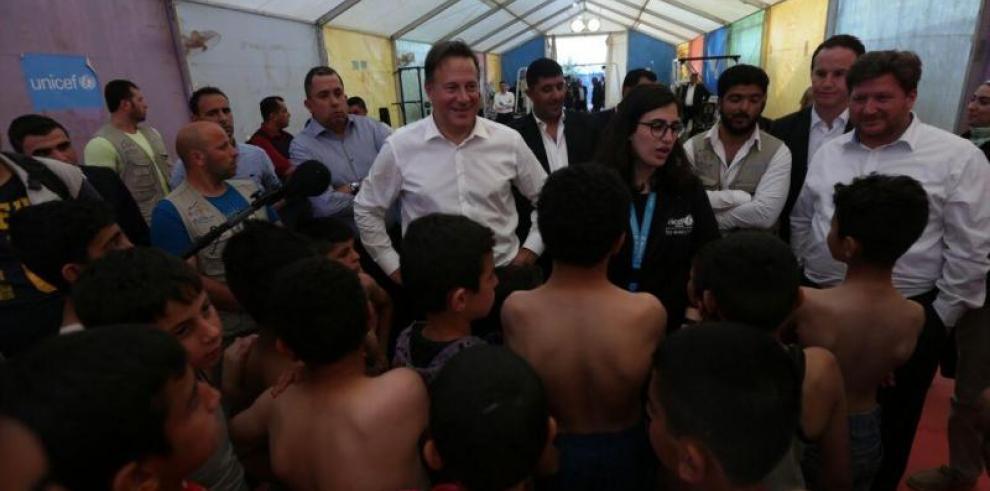 Panameños viajarán el miércoles a Jordania para enseñar español e inglés a refugiados