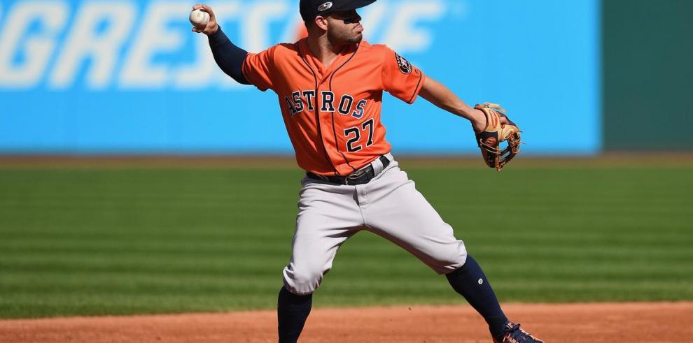 Astros barren a Indios y pasan a Serie de Campeonato de Liga Americana
