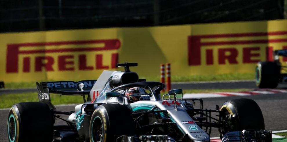Hamilton gana y deja sentenciado el campeonato