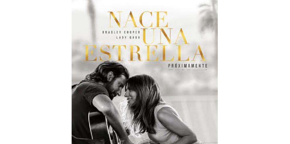 Warner Bros Pictures presenta 'Nace una estrella' en donde participa Lady Gaga