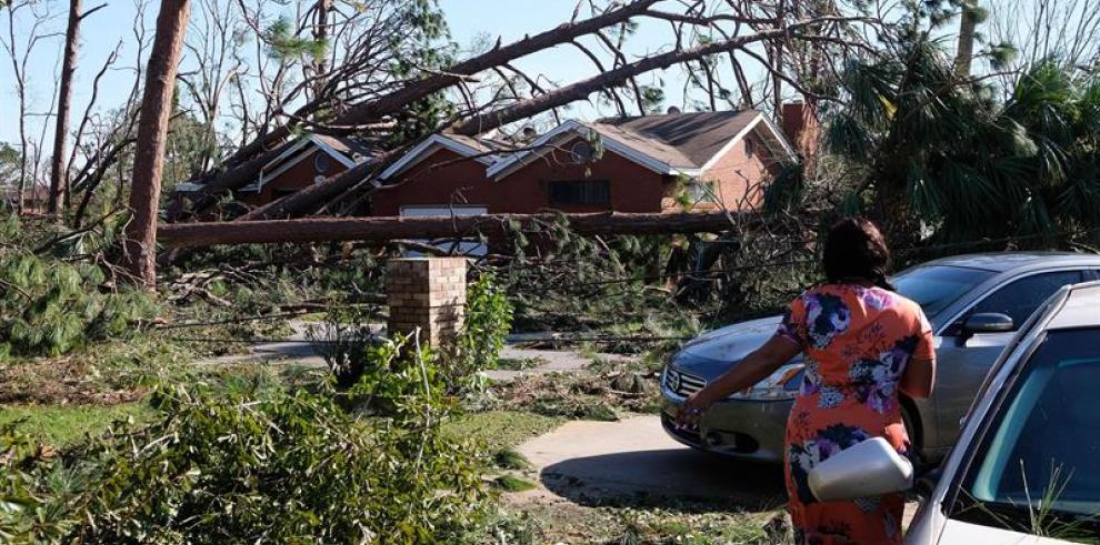 Mexico Beach y Panama City centran rescate entre ruinas dejadas por huracán