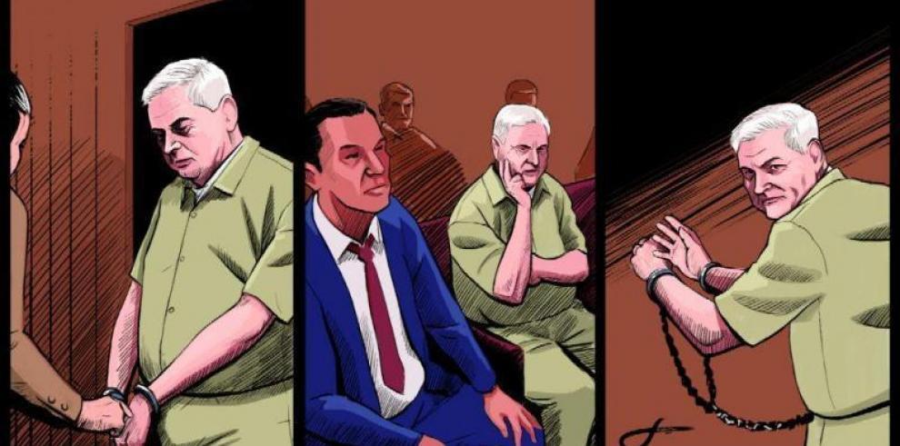 Los cuatro delitos por los que se extradita a Martinelli