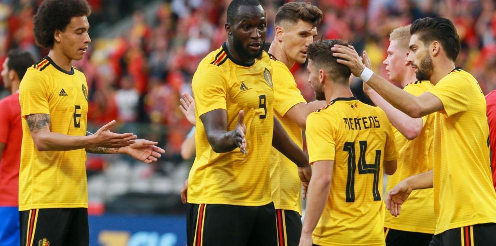 Costa Rica cae ante la pólvora ofensiva belga pese al brillo de Navas