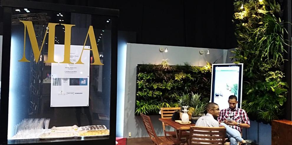 Stand de Mia: Decoración y diseño en Atlapa en el ExpoModii 2018