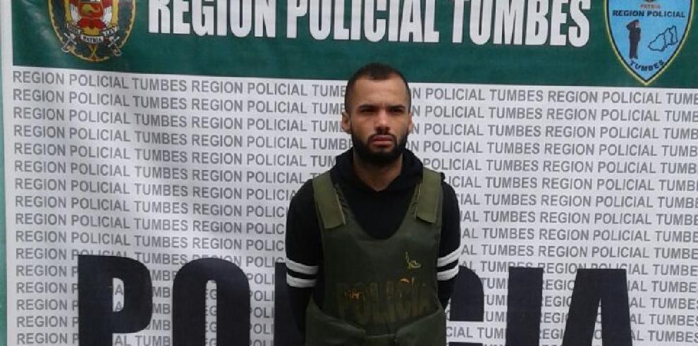 Extraditan a Panamá desde Perú a venezolano líder de una red de trata