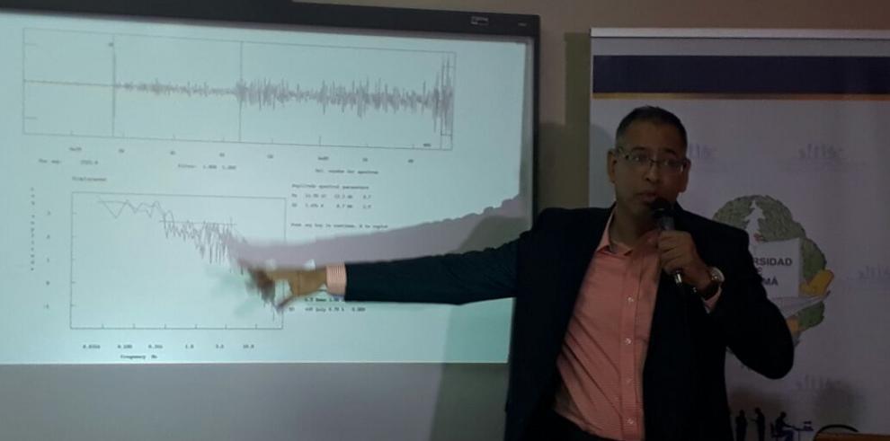 Los últimos sismos se deben a reactivación de falla en Los Santos,segúnIGC