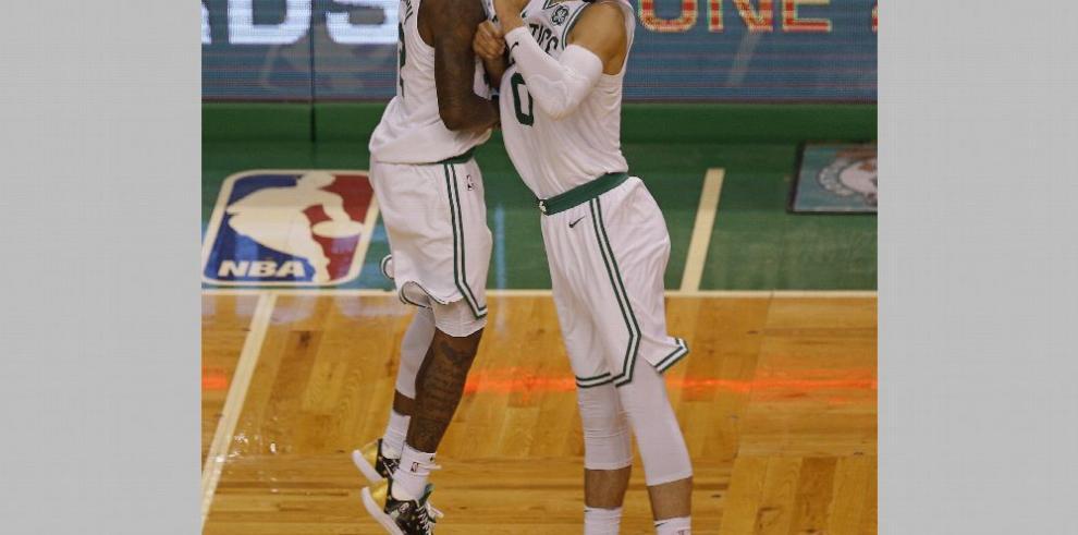 Los Celtics llegaron a donde nadie creía