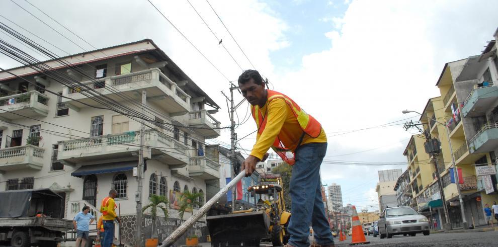 MOP licitará rehabilitación de calles