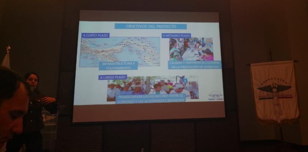 Mingob presentó el Plan de Desarrollo Integral de los Pueblos Indígenas