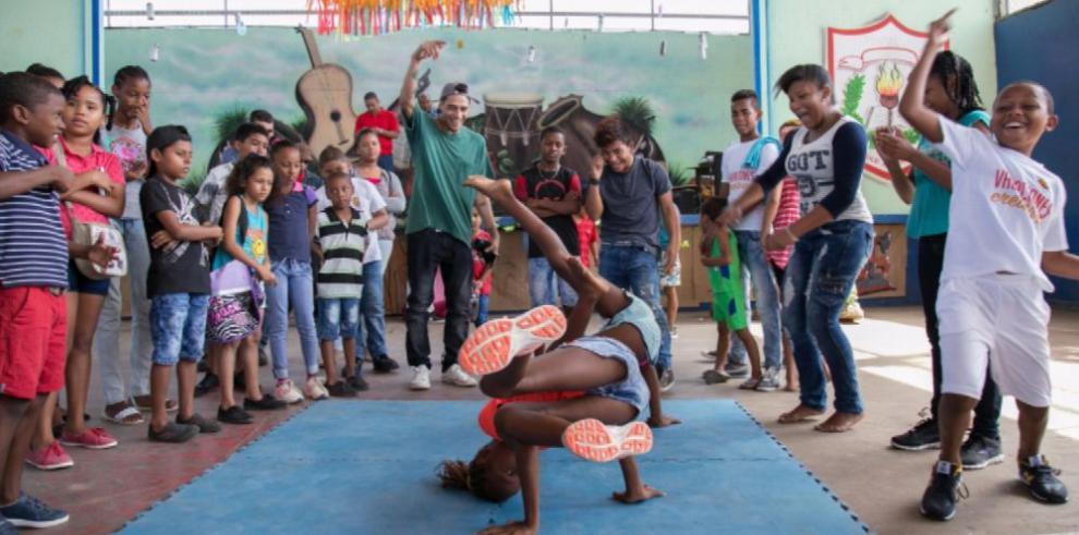 Jóvenes panameños representarán al país en el Camp Breaking