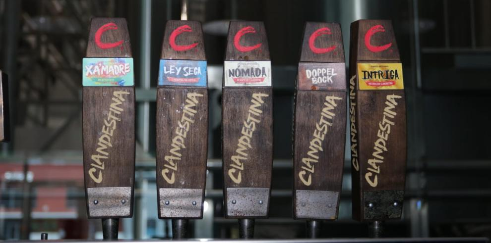 Panamá exporta a España cervezas artesanales, con marca país
