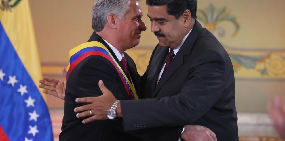 Venezuela envía 12 toneladas de ayuda humanitaria a Cuba por tormenta Alberto