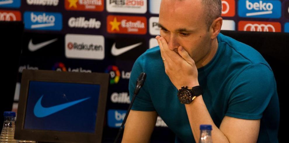La magia de Andrés se va entre lágrimas