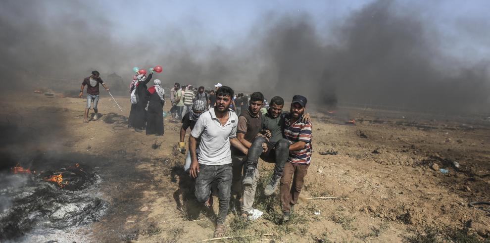 Cuatro muertos en las marchas de Gaza que pretenden continuar