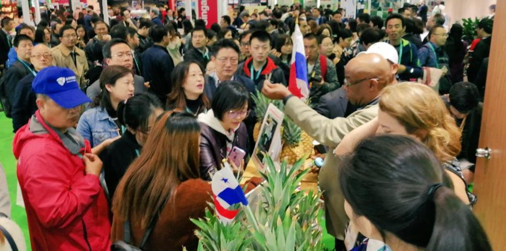 Exportadores logran proyecciones de ventas superiores a los $30 millones en China