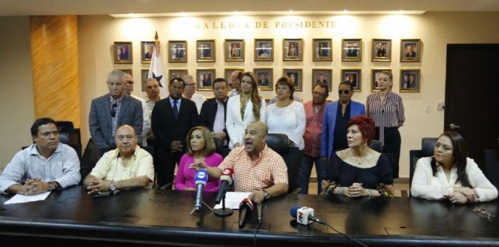 Diputado Rony Araúz, niega que haya interés en alianzas parciales con el PRD