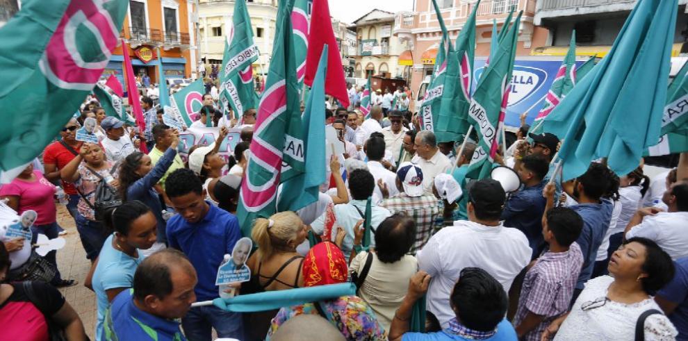 CD concreta pacto político con el partido Alianza