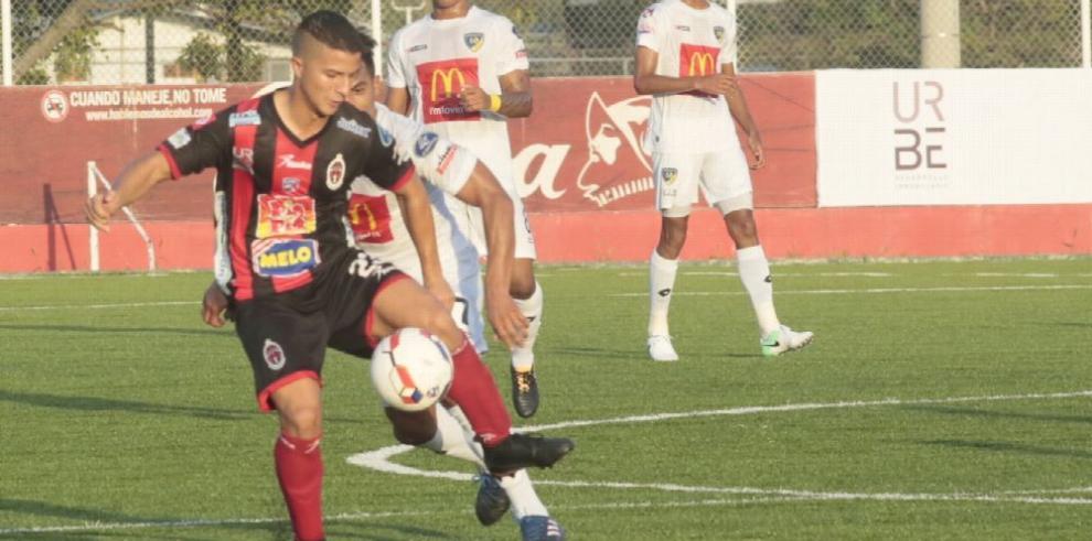 El Sporting San Miguelito de Panamá hará su pretemporada en Costa Rica