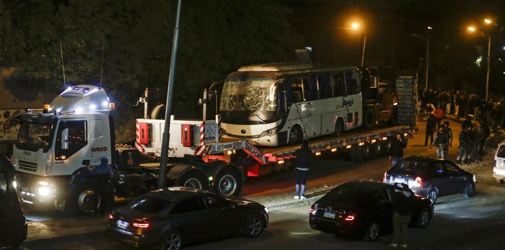 Panamá rechaza atentado registrado enGuiza, Egipto