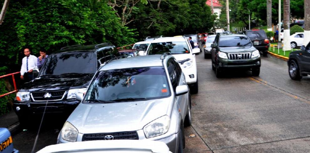 La Corte evalúa áreas para estacionar