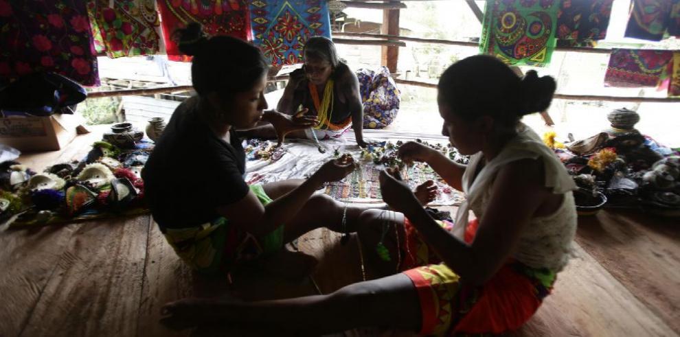 El 'arma silenciosa' de los indígenas Wounaan