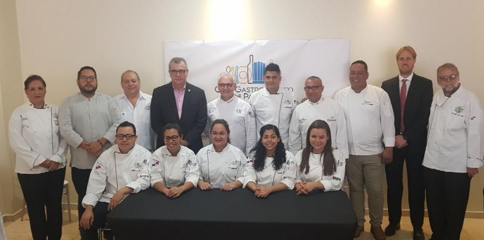 Nuestros cocineros ya están en Abu Dhabi