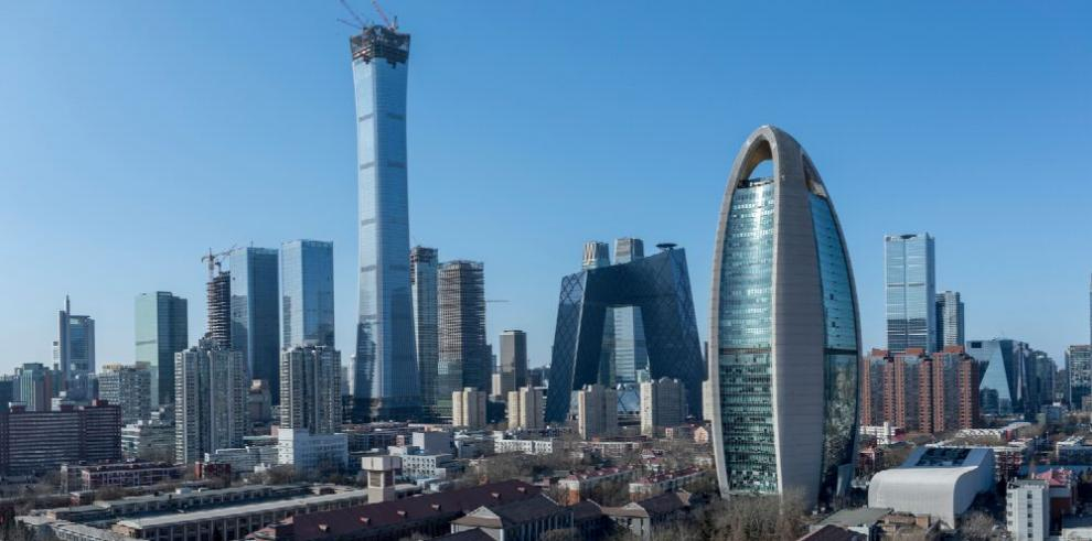 Un extranjero en China