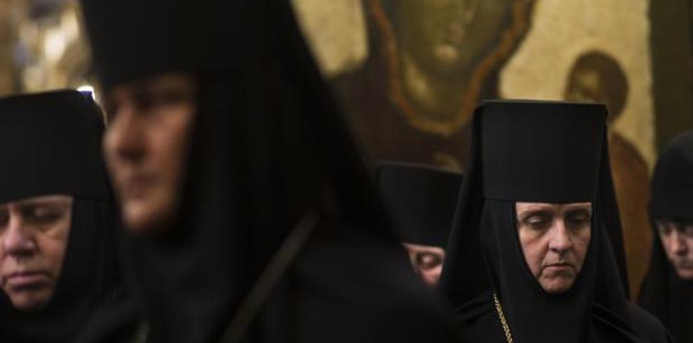 Monjas ortodoxas acuden a redes sociales para denunciar mala conducta sexual
