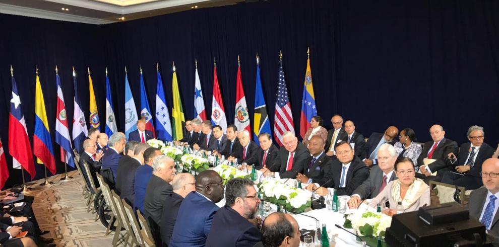 cumbre por Venezuela