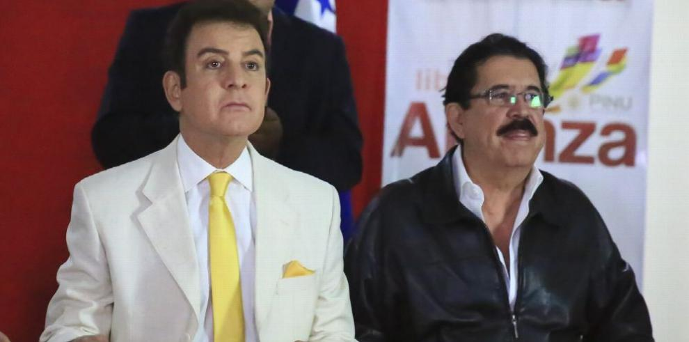 Oposición llama a la 'insurrección' en Honduras