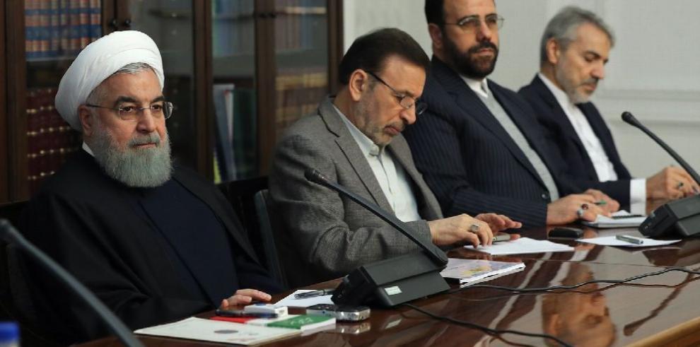 Irán critica interferencia externa sobre su país
