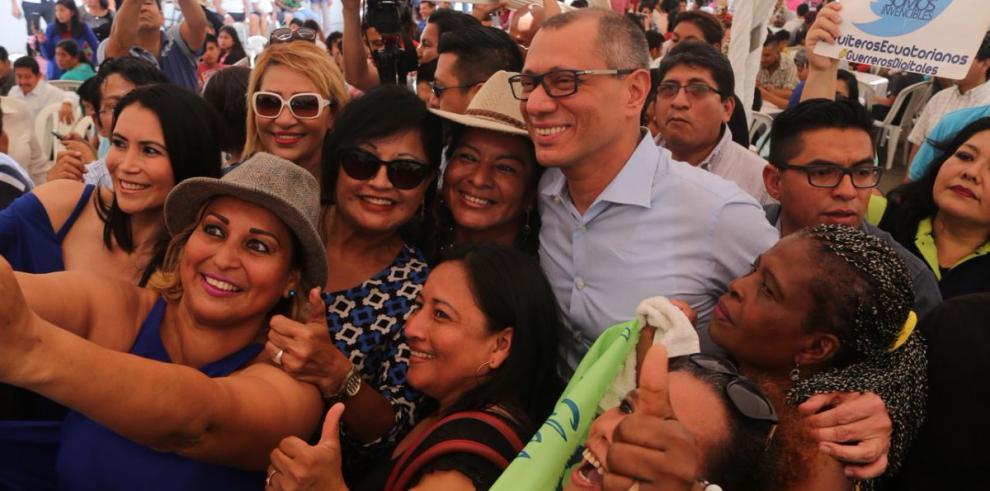 Abogado descarta ausencia de Glas en cargo al cumplir 90 días preso en Ecuador