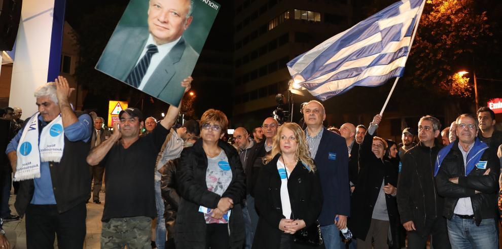 Anastasiadis gana las presidenciales de Chipre, según resultado final