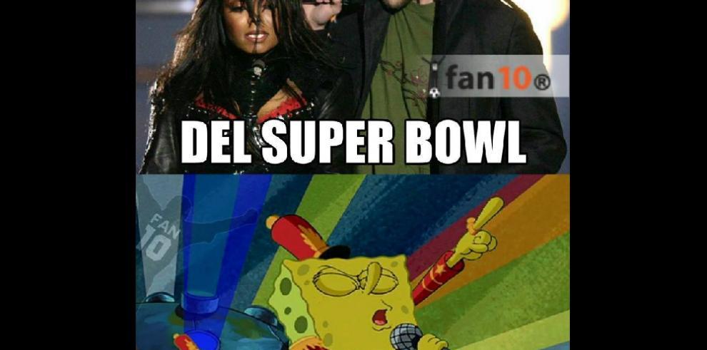 Los mejores memes del Super Bowl 2018
