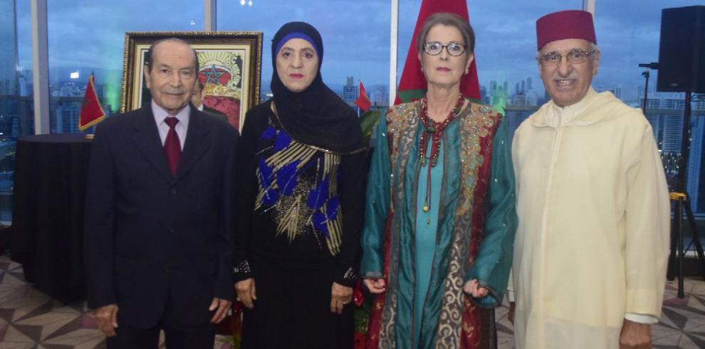 La Fiesta del Trono de Marruecos