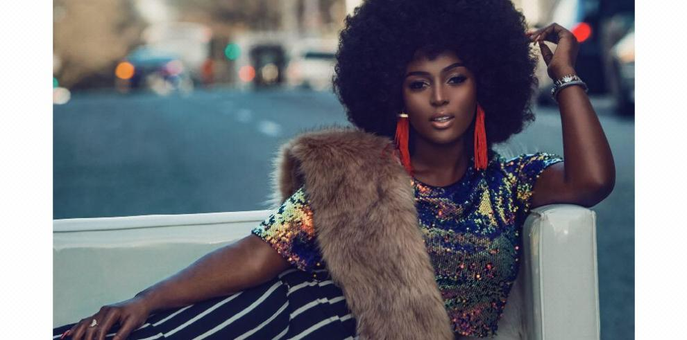 Amara La Negra, la afrolatina que aspira a ser la Celia Cruz de los mileniales