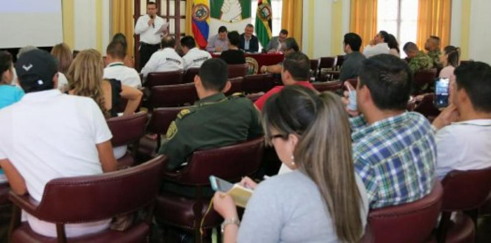 Colombia instala primera mesa migratoria para atender a migrantes venezolanos
