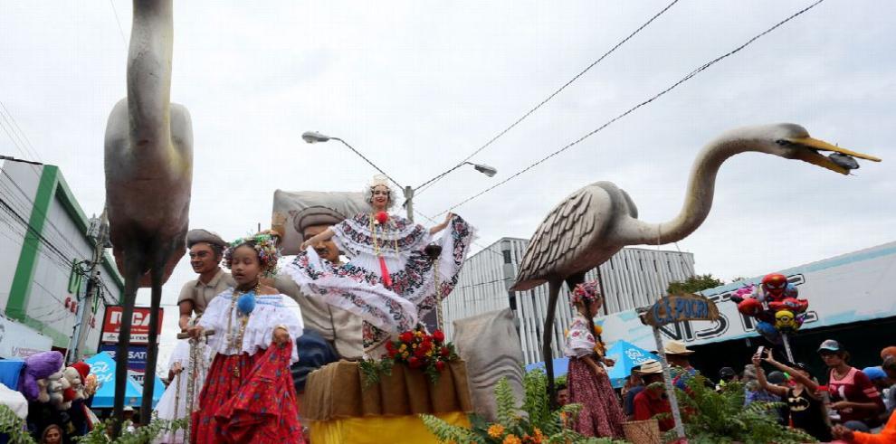 Aguadulce festejó 170 años de fundación
