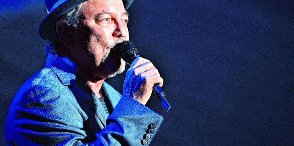 Rubén Blades Íntimo
