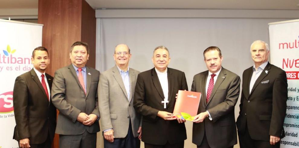Multibank y Panacredit realizan aportes para la JMJ