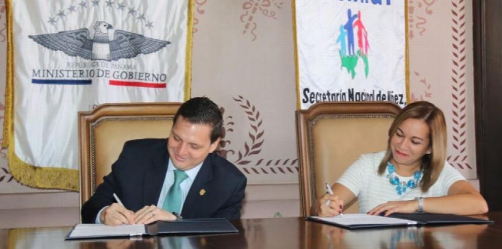 Firman protocolo para proteger niños refugiados