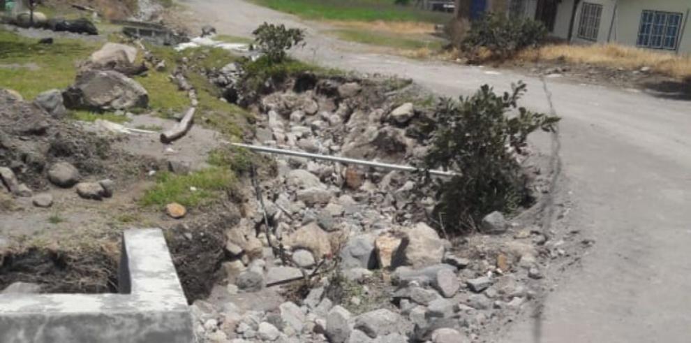 Polémica en Bugaba por un proyecto carretero