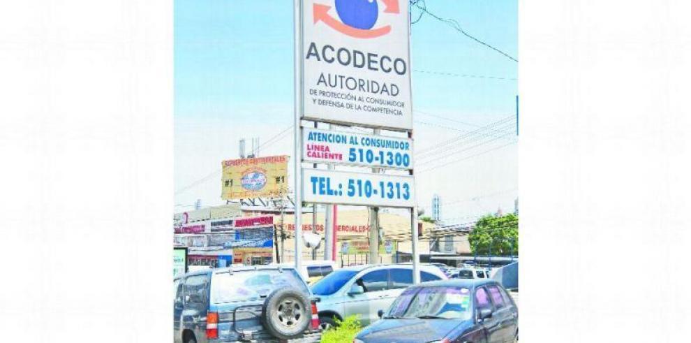 Acodeco sanciona incumplimiento del historial de crédito