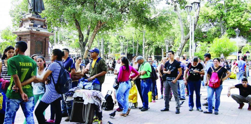 Reclutamiento militar de venezolanos en Colombia
