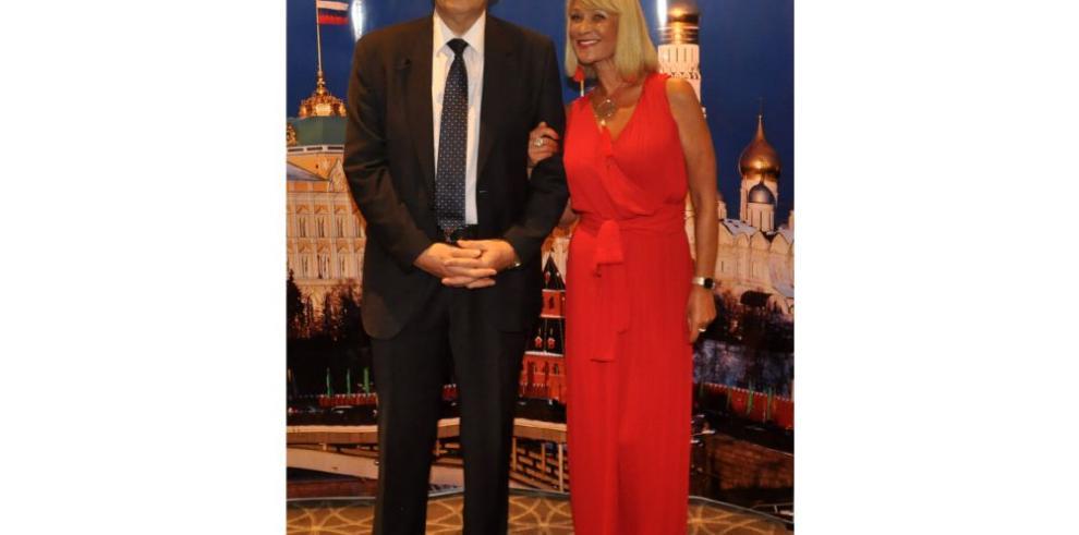 Celebración del Día Nacional de Rusia