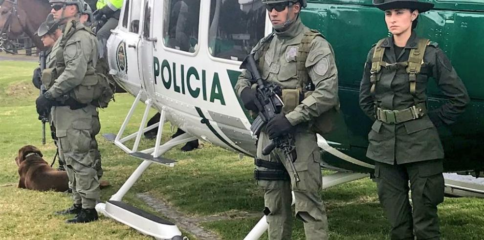 Colombia rescata a 20 inmigrantes ilegales que hacia Panamá
